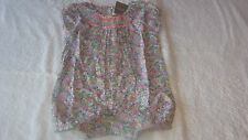 Next 3-6 months FLORAL PLAYSUIT *BNWT* New Outfit Baby Girls Romper Summer