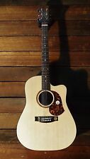 Maton SRS70C Blackwood Back & Sides Dreadnought Guitar w/Hardcase - Serial #2249