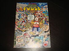 PUDGE : GIRL BLIMP #1  Lee Marrs   Underground Hippie Comix VF   1973