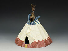 TRW083 Sioux Indian Tepee (Version #2) by King and Country