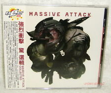 Massive Attack Collected Taiwan CD w/OBI