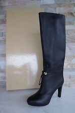 Sergio Rossi Plateau Stiefel Gr 35  Schuhe Boots Bottes Heels black neu UVP 760€