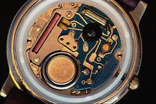 662097 Interior del quarzo Orologio A4 FOTO STAMPA texture