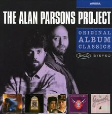Original Album Classics [The Alan Parsons Project] [1 disc] New CD