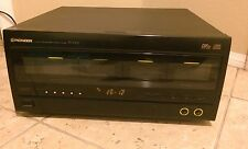 Pioneer PD-F100 Compact Disc Multi Player CD Changer 100 Disc - Works Perfect