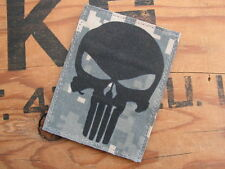 "Patch Velcro "" PUNISHER "" écusson ACU DIGITAL US airsoft COS félin seal OPEX FS"