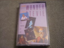 SEALED RARE PROMO Stevie Wonder CASSETTE TAPE The Wonder Of Stevie JOBETE 1965-
