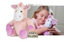 Warmies Cozy Plush Fully Microwavable Pink UNICORN Lavender Scented Heatable Toy