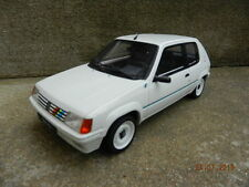 PEUGEOT 205 RALLYE phase 1 1/18 Ottomobile GTI CTI GENTRY GRIFFE T16