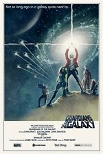 POSTER I GUARDIANI DELLA GALASSIA GUARDIANS OF THE GALAXY STAR WARS LORD GROOT