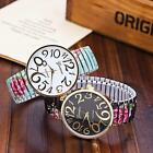 fashion watches Geneva stretch band flower dial floral printed for ladies womenT