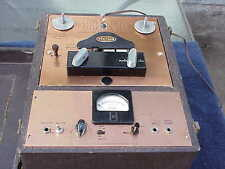 Vintage! Pentron reel to reel mono tape deck. Model Mp2.