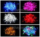 100/200/300 LED Christmas Wedding Party String Fairy Tree Lights 10M 20M 30M