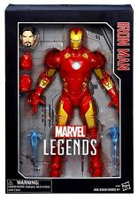 "MARVEL LEGENDS 12"" INCH SEIRES IRON MAN"