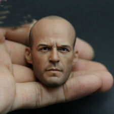 1/6 Hot   figure head sculpt toys Soldier squads Furious 7 Jason Statham game