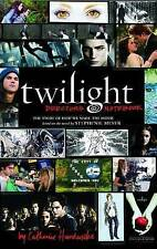 """Twilight"": Director's Notebook: The Story of How We Made the Movie,GOOD Book"