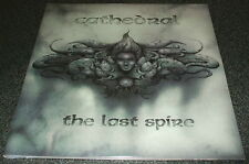 CATHEDRAL-THE LAST SPIRE-2013 2xLP SOLID WHITE VINYL-LIMITED TO 500 ONLY-NEW
