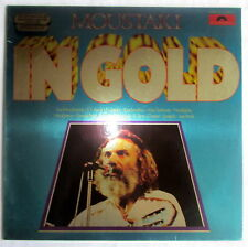 LP (s) - Μoustaki IN GOLD - Georges Moustaki