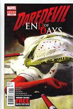 Daredevil    #1    End of Days   VF/NM