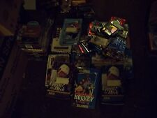 Approx 400 Hockey Cards in Vintage Unopened Unsearched 1990-1997 Hockey Packs
