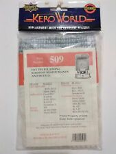 Envirotemp R101 Wick for Portable Kerosene Heater    Kero/Sun Omni 85   Sears SC