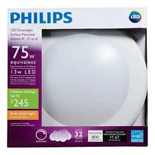 Philips 75W Equivalent LED BR30 Downlight Surface Mounted Fixture.Model # 800151