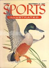 1954 Spoonbill Duck No Label Sports Illustrated