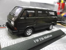Vw volkswagen bus t3 t3b Multivan Brown Marron met New premium ClassiXXs 1:43