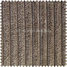 Soft Thick Chunky Super Jumbo Corduroy Upholstery Fabric Material Brown Mocha