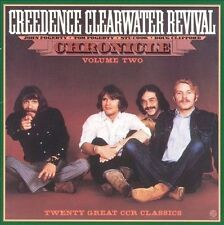 Chronicle, Vol. 2 by Creedence Clearwater Revival (CD, 1991, Fantasy)