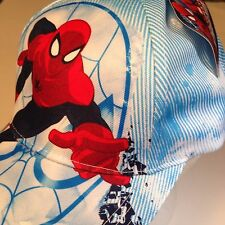 Marvel SpiderMan Baseball Cap Action Style SnapBack Youth NEW NWT NYC Seller