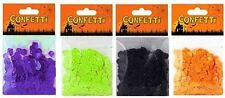 4 x Halloween Pumpkin Confetti Table Party Decoration Throwing Scatter Sprinkle