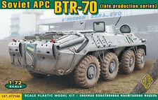 Ace 1/72 Soviet BTR-70 Armored Personnel Carrier Late Production # 72166
