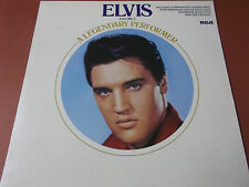 ELVIS PRESLEY: A LEGENDARY PERFORMER VOLUME 3: VINYL LP MADE IN GERMANY: 1978