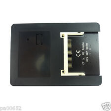 Double CF to IDE 44pin Adapter Card with 2.5 inch HDD Case 44pin IDE converter