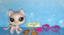 NEW Kitty HULA HIBISCUS #252 Accessories Littlest Pet Shop LPS