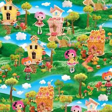 Lalaloopsy Doll Cute as a Button By The yard  Scenic Little Girls