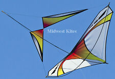 Prism Zero G Flame Glider Low to No Wind Single Line Kite Ready To Fly NEW