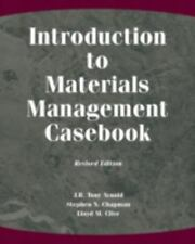 Introduction to Materials Management Casebook, Revised Edition 2nd Edition