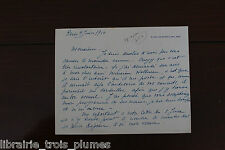 ✒ L.A.S. Jeanne BLANCARD compositrice pianiste sur un malentendu 1920 prodige