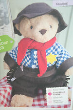 Teddy Bear Clothes Knitting Pattern