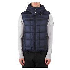 Belstaff Down Filled Hooded Vest Fernwood Gilet Coat 54
