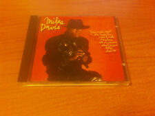 CD MILES DAVIS YOU'RE UNDER ARREST COL 468703 2  1985 PS