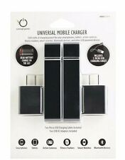Concept Green MicroUSB Portable Charging Kit 3000mAh - Smartphones Tablets iPods