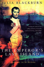 BLACKBURN,J-EMPEROR`S LAST ISLAND, THE BOOK NEW