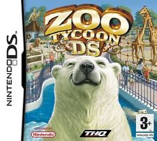 Zoo Tycoon (Nintendo DS) NDS DS DSi XL Brand New