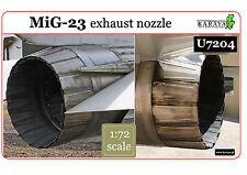 KARAYA 1/72 MiG-23 exhaust nozzle - re-edition