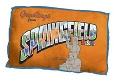 Peluche the simpson Cuscino Greeting from Springfield *01504