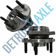 Pair of 2 - NEW Front Driver and Passenger Wheel Hub and Bearing Assembly