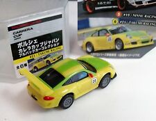 Carrera Cup Porsche #21 Takumi Pull Back Penny Racer Collectible 1/72 Wonda